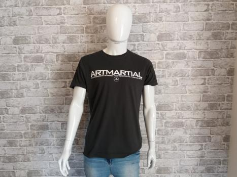 Artmartial T shirt (black)