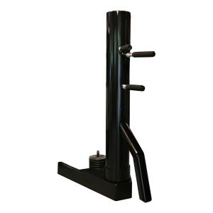 PVC Spring Arm Wing Chun Dummy with Vector stand