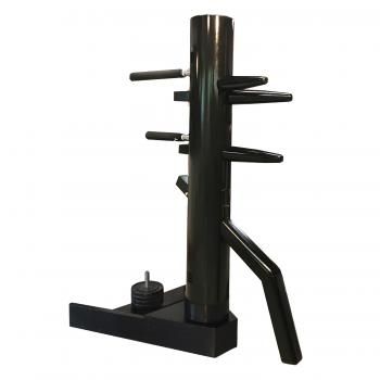PVC Wing Chun dual sided Dummy with Vector stand